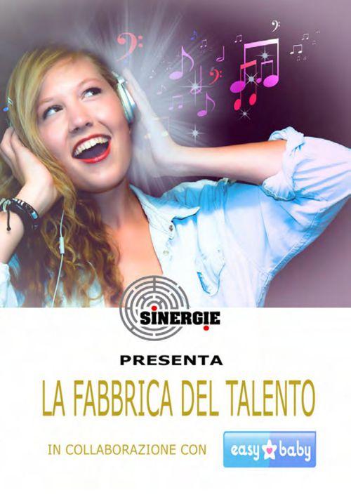 Brochure la fabbrica del Talento 2