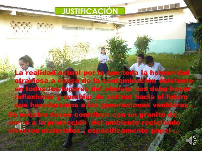Copy of RECICLANDO CONSERVAMOS EL