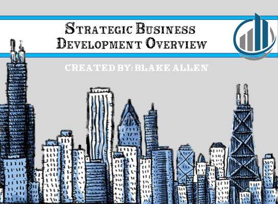Blake Allen Digital Overview