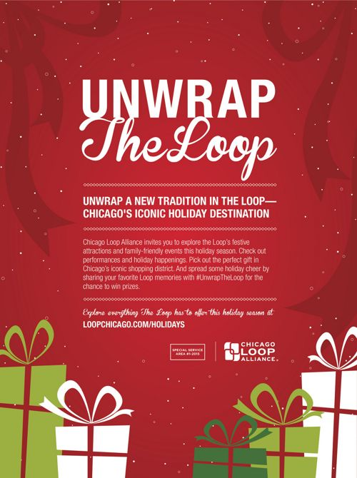 Unwrap The Loop - Holiday Map & Guide