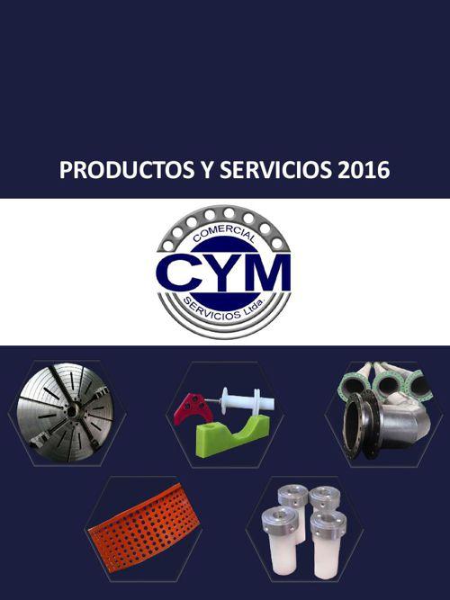 Catálogo CYM