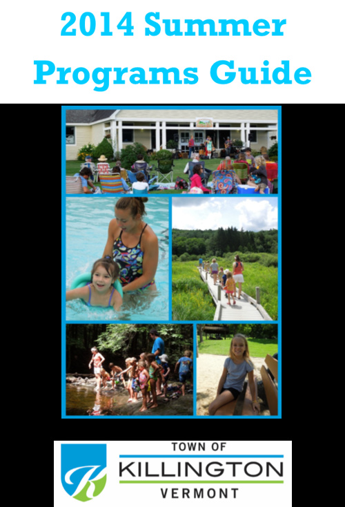 Killington Parks & Recreation Summer Program