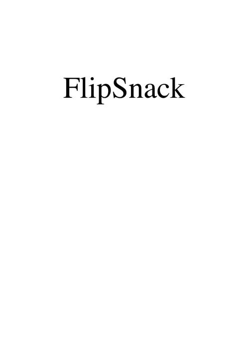 FlipSnack