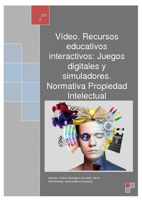 Recursos didácticos_ Vídeo, simuladoes, Juego