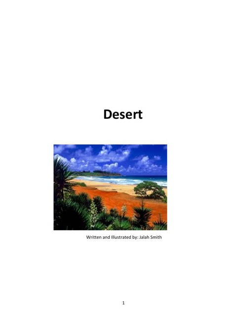 Jalah Desert