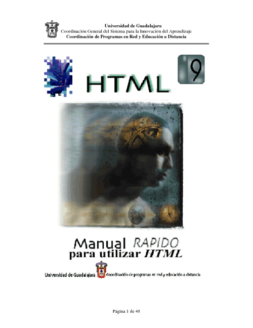Manual de HTML (Principiantes)