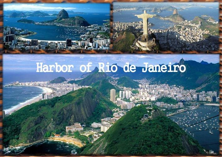 Levi.Duyckers- Harbor of Rio de Janeiro
