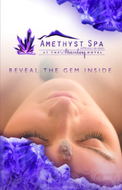 Amethyst Spa at Stanley Hotel, an Aspire Hotel and Resort