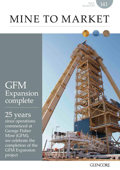 Mine to Market No. 141 May/June 2015