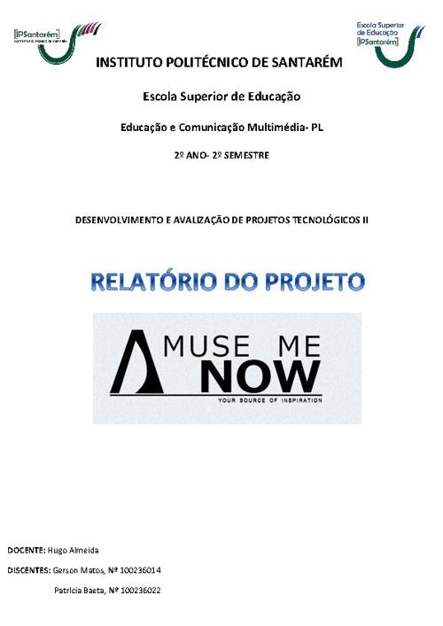 DAPT- Relatório do Projeto