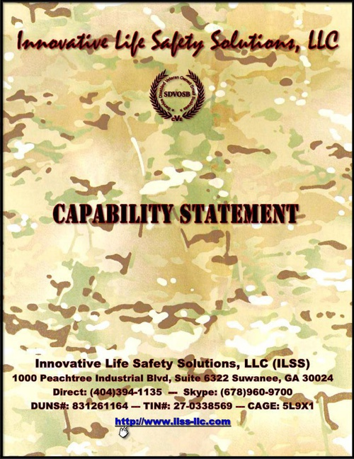 Capability Statement - Department of Defense