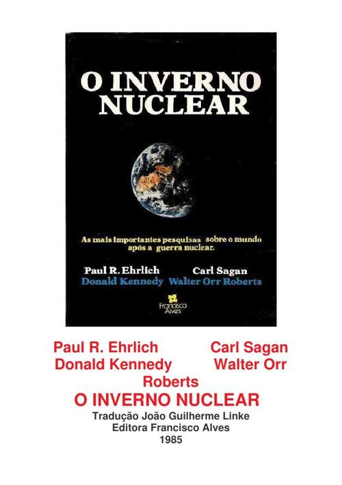 Carl Sagan - O Inverno Nuclear