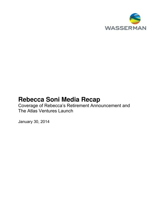 Rebecca Soni Retirement Media Recap