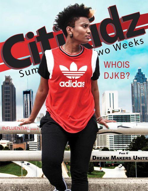 2016 Citikidz Magazine Winter Edition