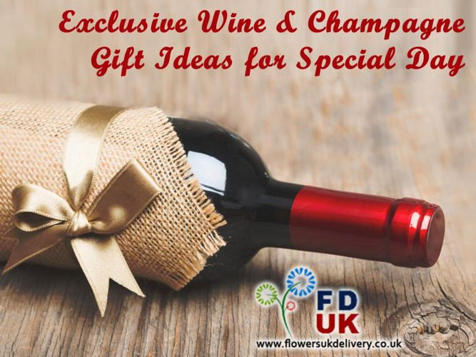 Exclusive Wine and Champagne Gift Ideas for Special Day