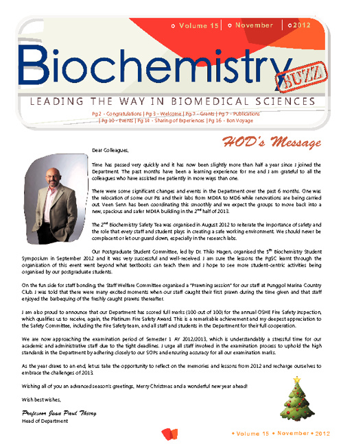 Biochemistry Buzz Collection
