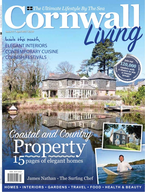 Cornwall Living April 2013