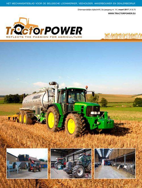 Tractorpower Maart 2017 NL