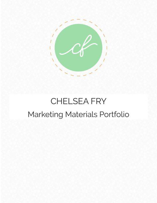 Chelsea Fry's Portfolio