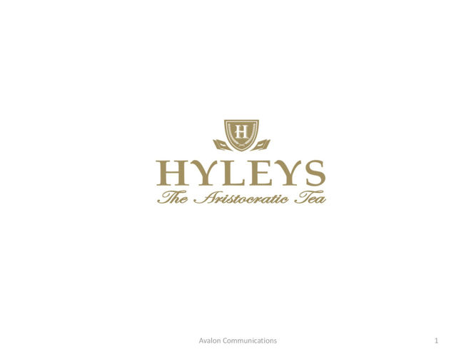 Hyleys Tea Online Reviews