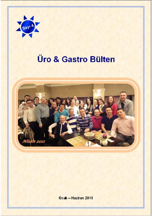 Üro&Gastro Bülten 4