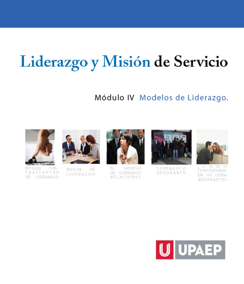 Módulo IV Modelos de Liderazgo.
