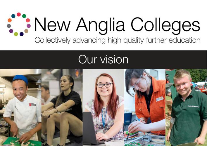 New Anglia Colleges - Our Vision