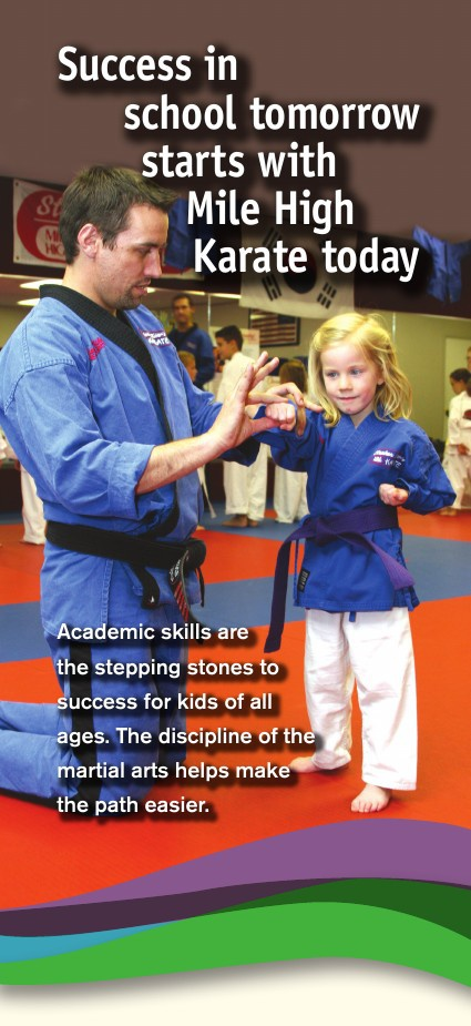 Mile High Karate Brochure