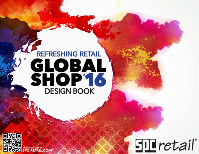 Global Shop '16 Design Book