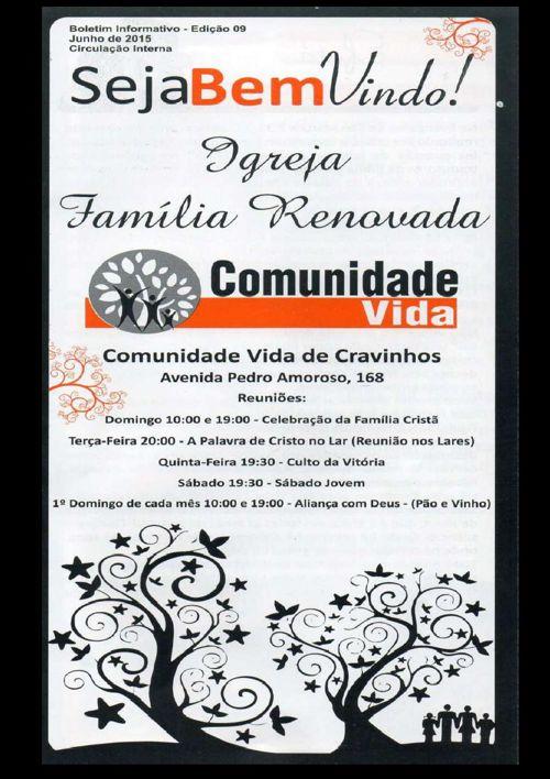 Boletim Informativo - Edição 09