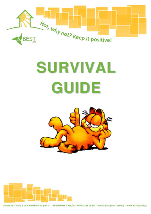 SC11 Survival Guide