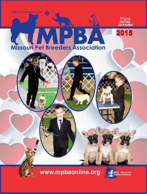 MPBA Magazine 1st Qtr, Jan/Feb/Mar 2015