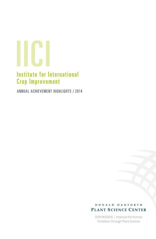 IICI Highlights 2014