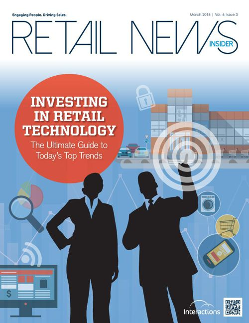 March Retail News Insider 2016