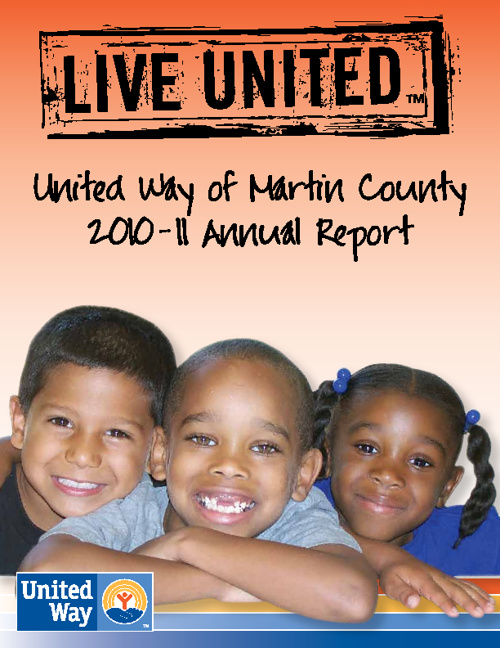 United Way of Martin County 2010 - 11 Annual Report