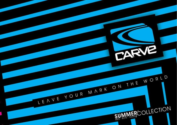 CARVE :: SUMMER CATALOGUE 2014 MENS