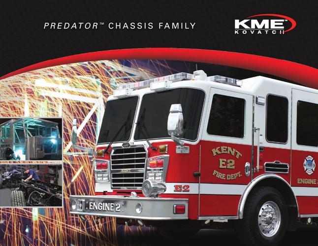 KME Predator Chassis Brochure