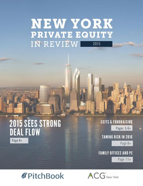 ACG New York 2015 Year In Review