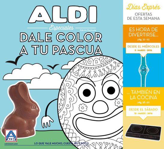 Dale color a tu Pascua - Península
