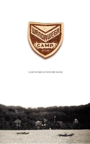 campstore catalog WIP