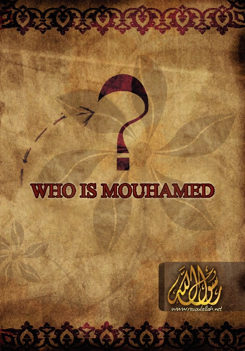 "Books ""Who Is Mohammad "" in English & Arabic?"