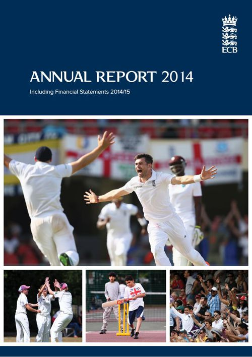 ECB Annual Report 2014