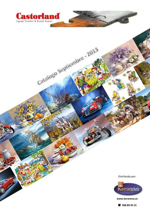 Catalogo Castorland Sep-2013
