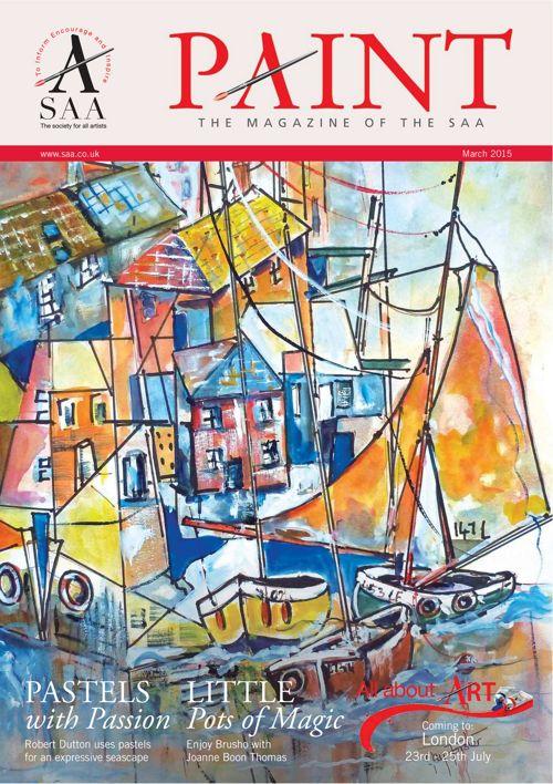 Paint Magazine March 2015