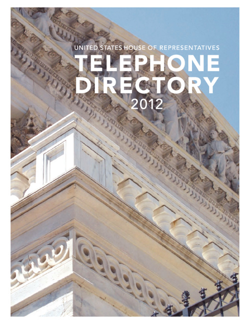 House Telephone Directory