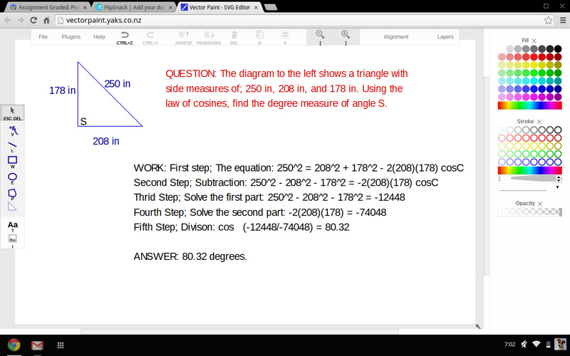 Trig. Project