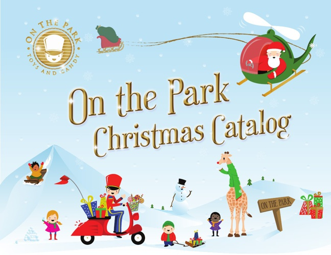 2013 On the Park Christmas Catalog