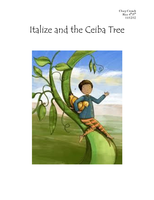 Italize and the Ceiba Tree
