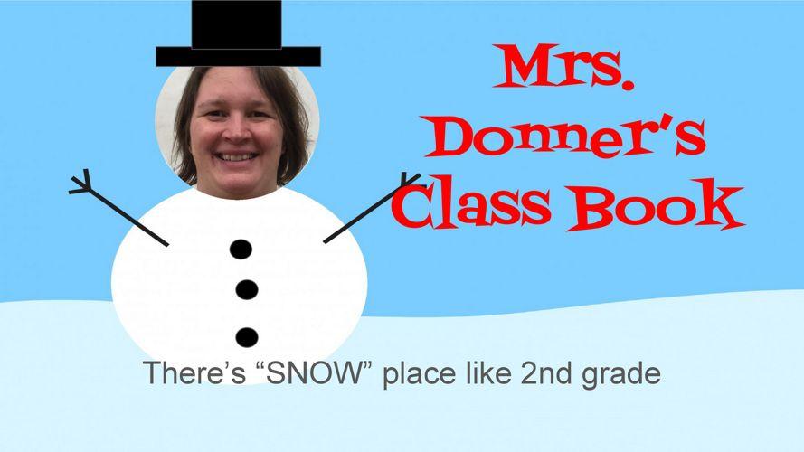 Mrs. Donner's Class Book