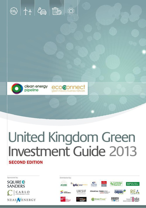 UK Green Investment Guide 2013